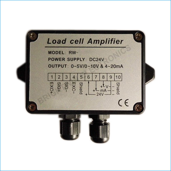 Load Cell Amplifier BRT RW-ST01A