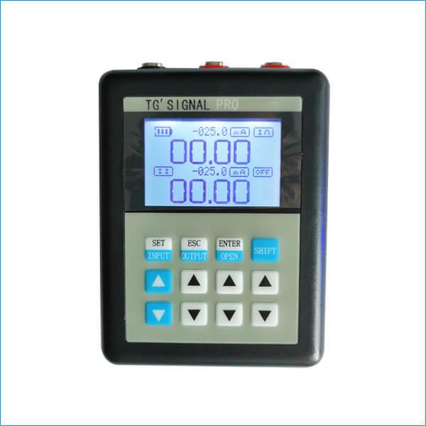 New 0-20mA//0-11V//110mV Current Voltage Signal Generator Process Calibrator 24V