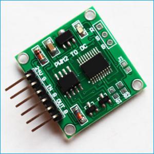 PWM to Analog Signal Converter