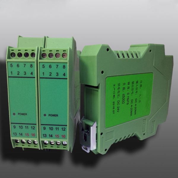 TC Signal Conditioner Top View