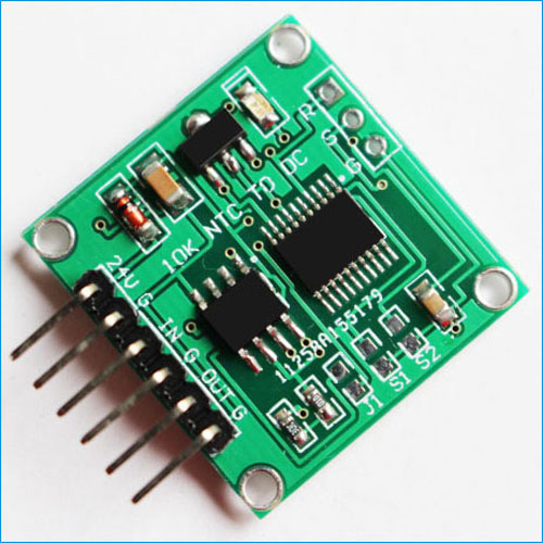 NTC Thermistor to Analog Converter