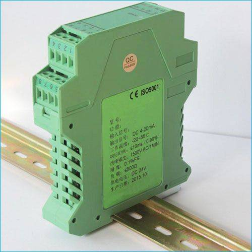 Dual Channel K-type Thermocouple Signal Conditioner