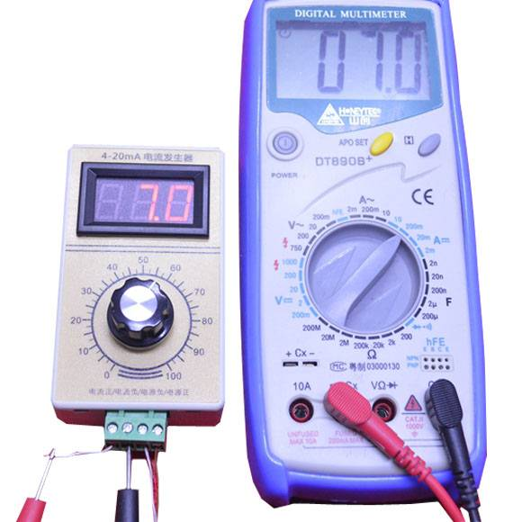 how to build a 4 20ma signal generator