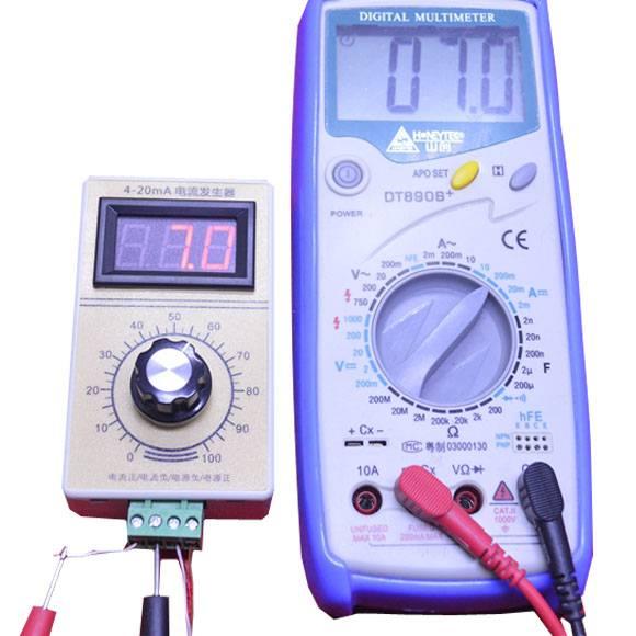 4 20ma Signal Generator Circuit : Handheld analog ma signal generator current