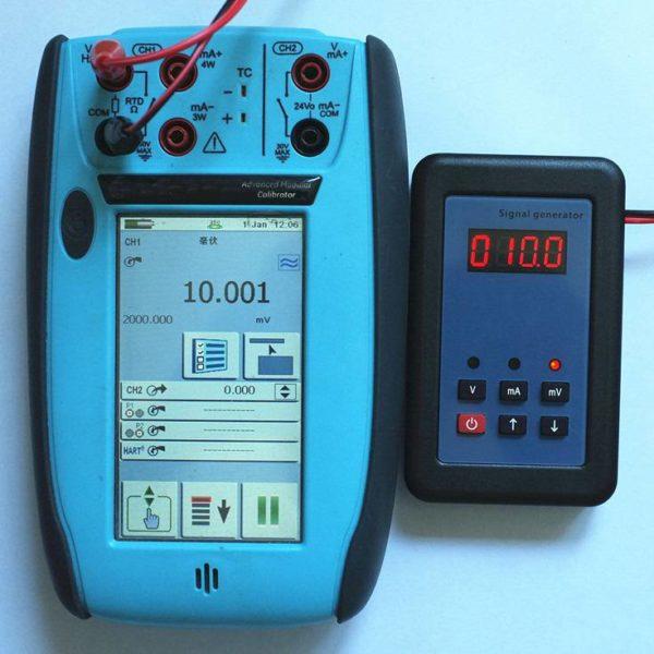 0-10mv Signal Simulator Generator