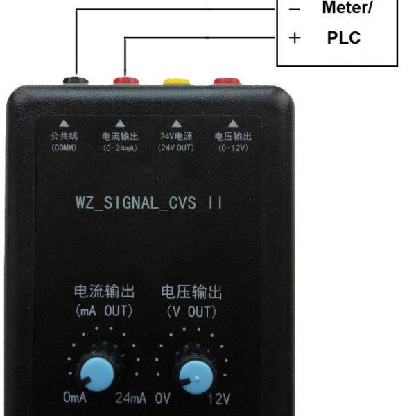 4-20mA Generator Simulator 0-24mA Out