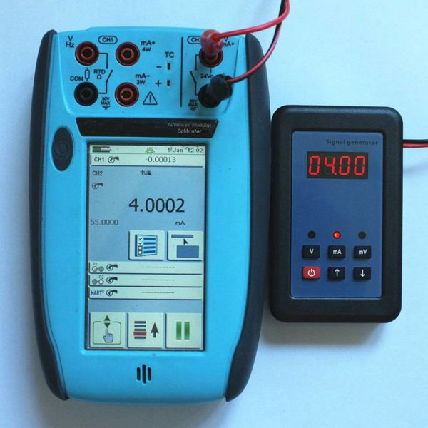 4mA Analog Simulator and Generator