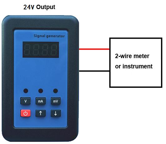 24V Analog Simulator Generator