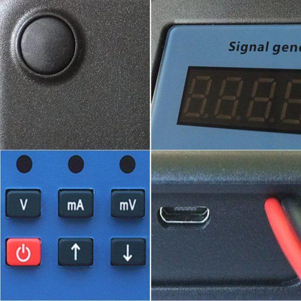 Analog Simulator and Generator for PLC