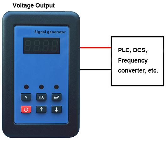 0-75mV, 0-10V Voltage Simulator Generator