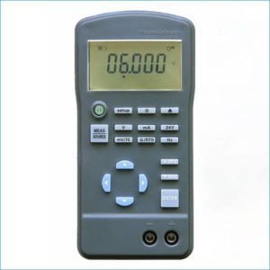Portable Multifunction Process Calibrator
