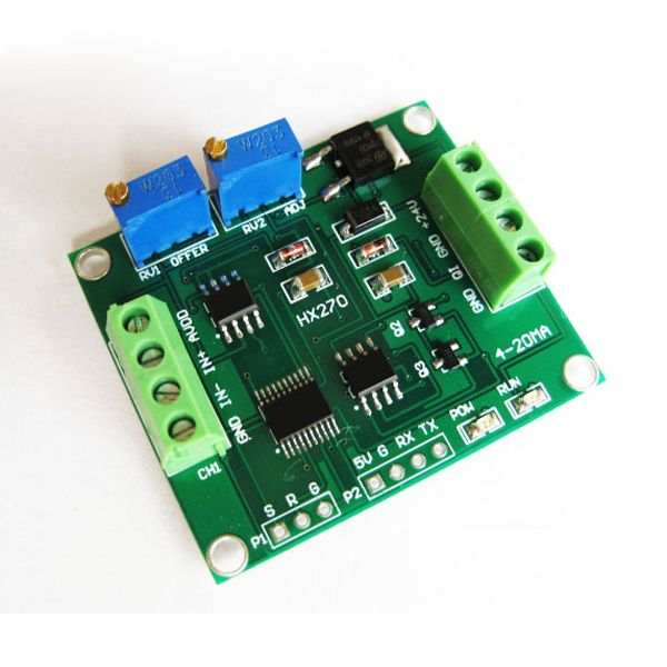 Weighing Sensor Signal Amplifier 4-20mA Out