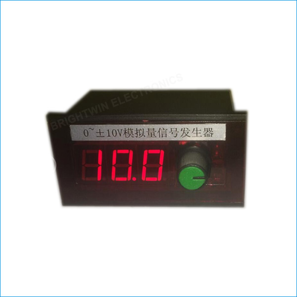 -10V to +10V Volt Signal Generator and Simulator