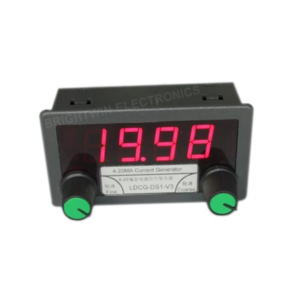Current Source Signal Simulator Generator Tester