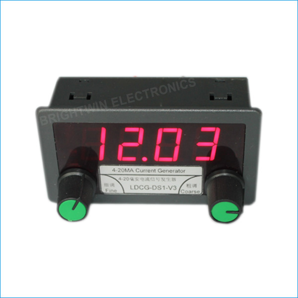 4-20mA Generator Panel Mount with LED