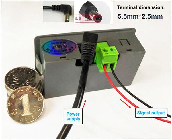 High accuracy 4-20mA Signal Simulator Brightwin