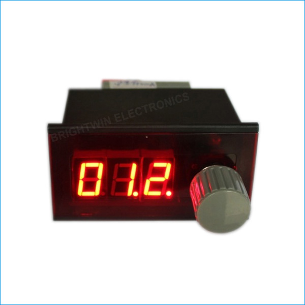 Panel-mount 4-100mA Source Current Meter