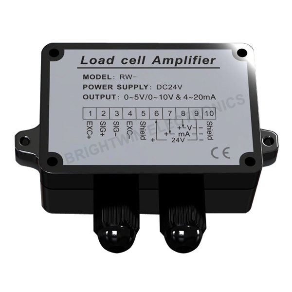Load Cell Amplifier Ad620