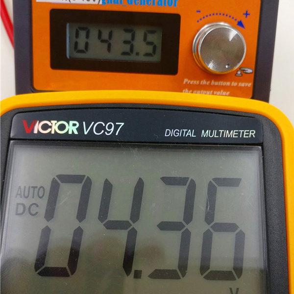 Analog Voltage Generator Testing